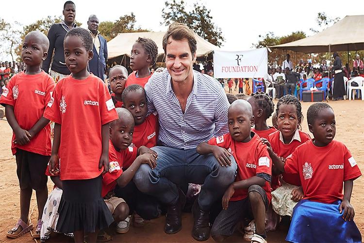 Roger Federer e il suo punto più importante