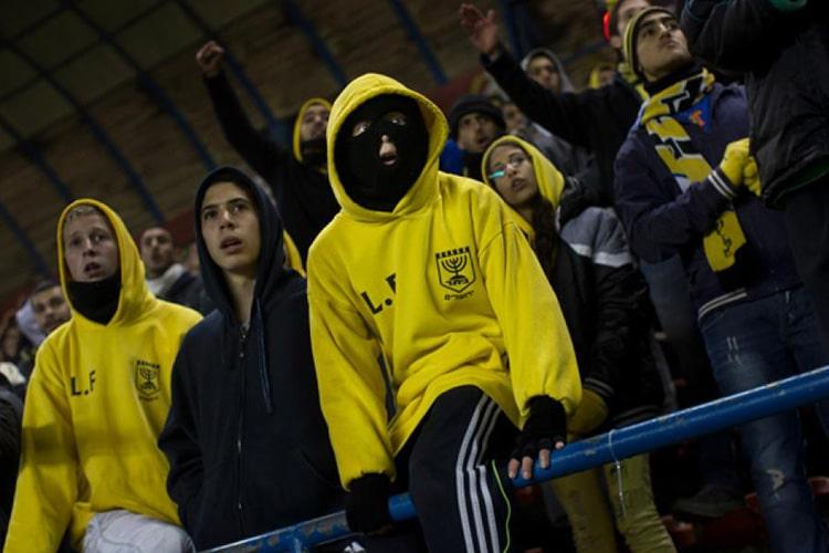 Israele, se il calcio è una fede (violenta)