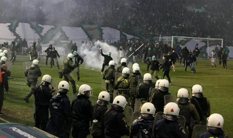 Rivalità storiche: il derby di Atene Panathinaikos – Olympiacos