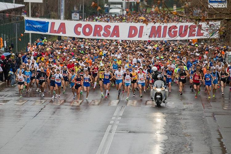 """La Corsa di Miguel: una gara che """"vive"""" tutto l'anno"""