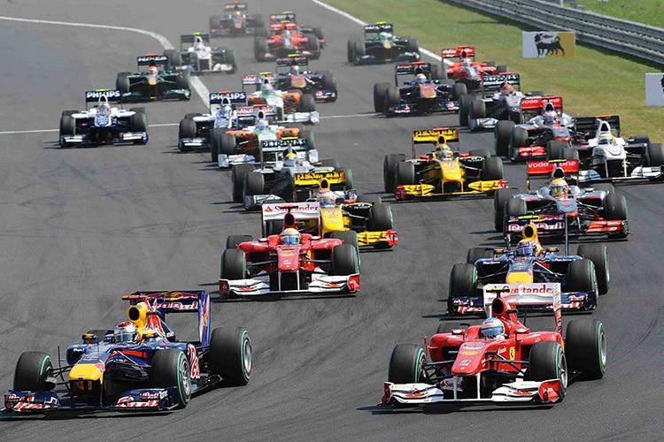 Formula 1: Quando la pista si tinge di rosa