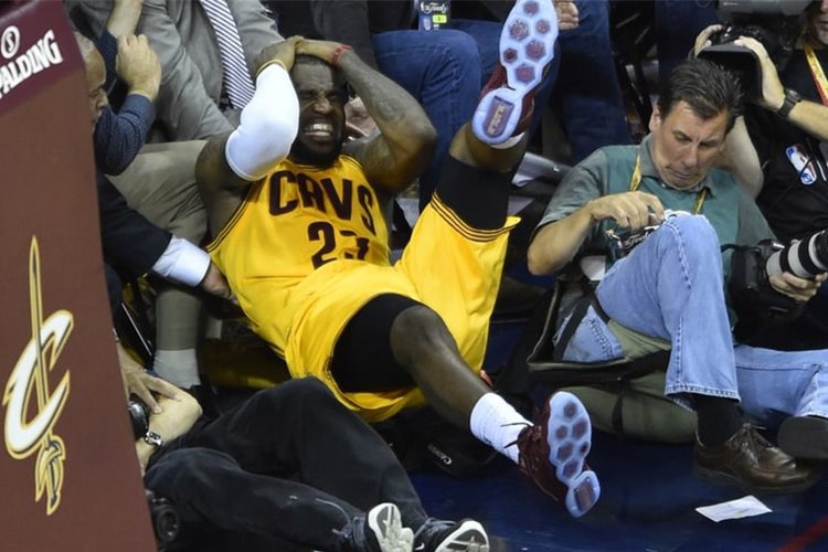 """Dangerous Pics"" :La NBA dimezza e allontana i fotografi"