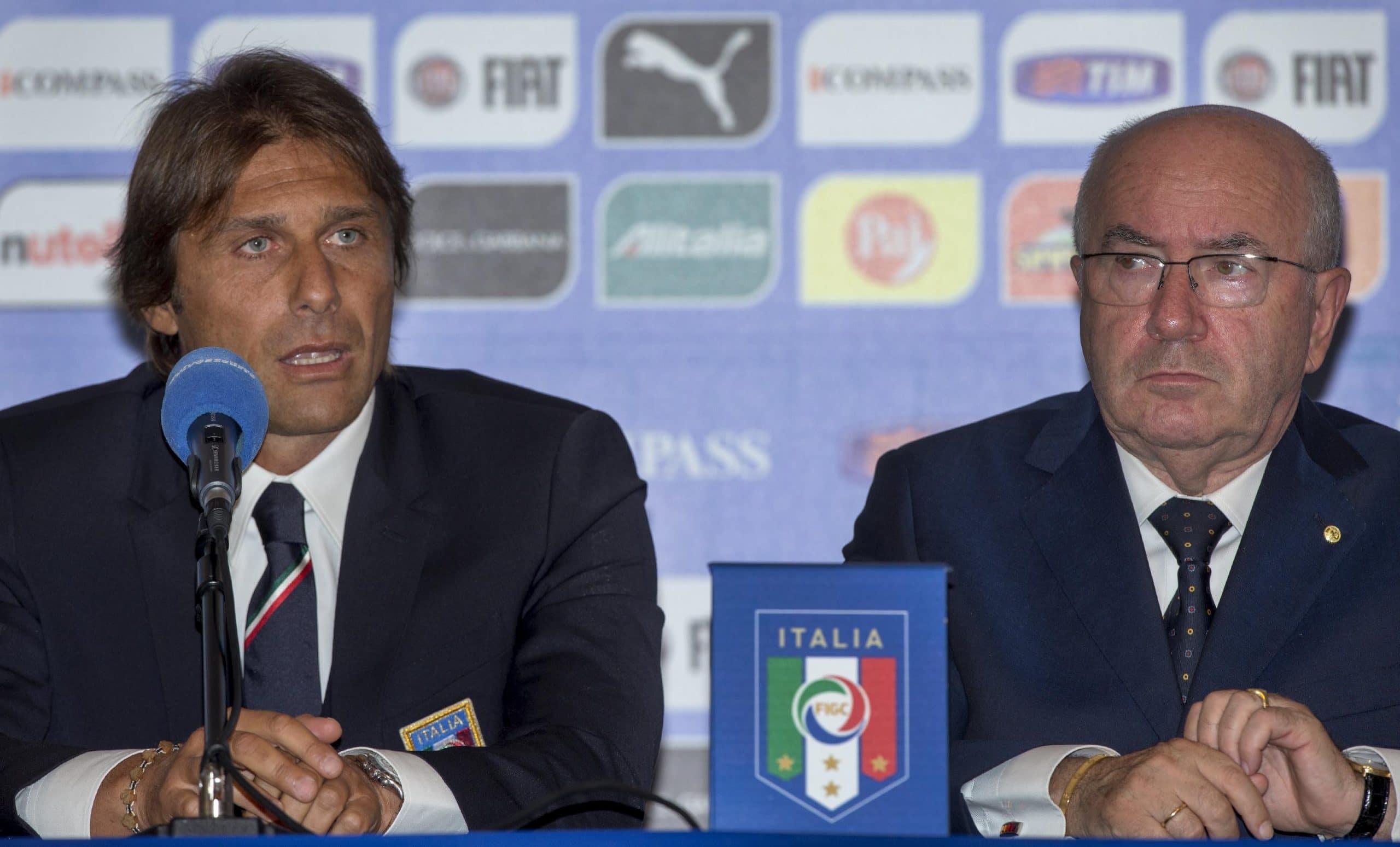 Calcioscommesse: FIGC parte lesa, per Conte rito abbreviato