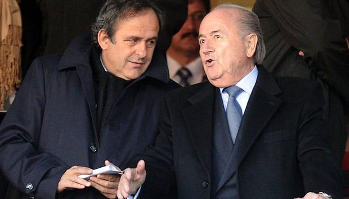 Fifagate: sconto di pena per Blatter e Platini