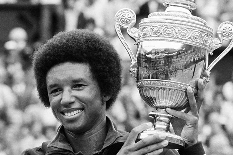 Arthur Ashe, il tennista che aprì gli occhi al Mondo sull'AIDS