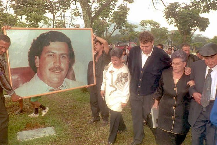I sogni di gloria calcistica della Colombia di Pablo Escobar