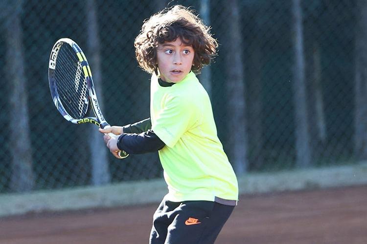 Fadi Bidan, il piccolo campione in fuga dalla guerra