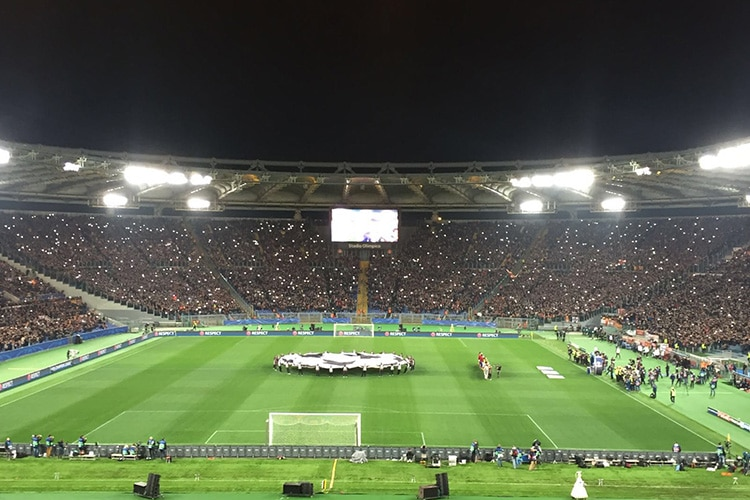 "Stadio Olimpico: ""Teatri vuoti e Inutili"""