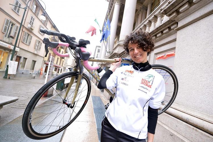 Paola Gianotti: Trentamila chilometri di libertà