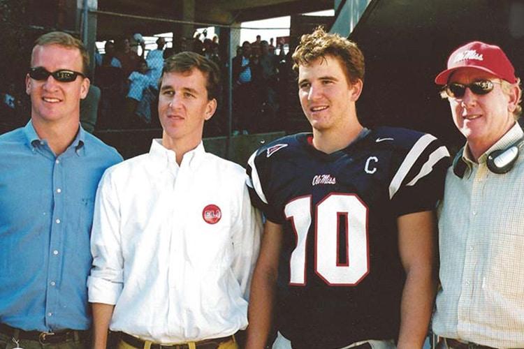 Manning: un nome, una dinastia, un ruolo. Quarterback