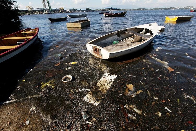 Rio 2016: le acque inquinate mettono a rischio la salute degli atleti