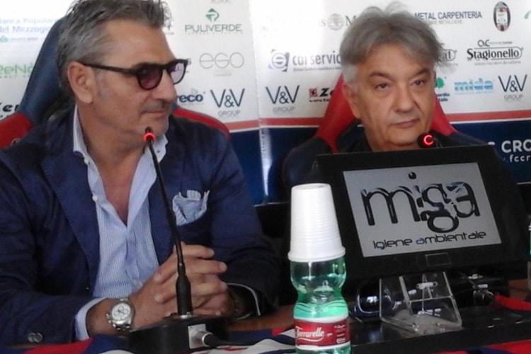 Crotone Calcio: i fratelli Vrenna sotto la lente dell'Antimafia