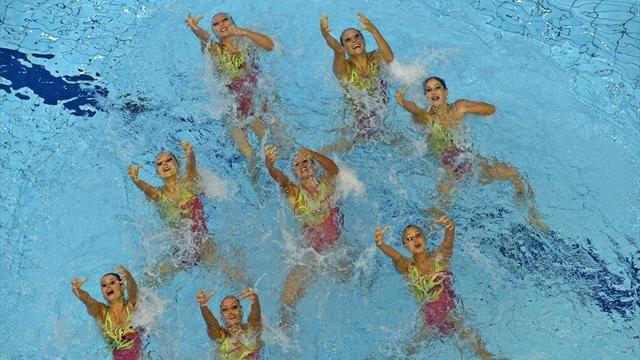 Nuoto Sincronizzato: l'Italia vola Rio 2016