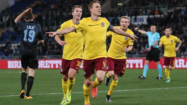 Lazio – Sparta Praga tra arresti e insulti ai giocatori