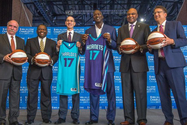 NBA, North Carolina omofoba: addio All Star Game 2017?