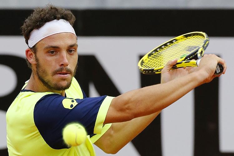 Tennis Malato: Se Masha piange, l'Italia non ride, Cecchinato deferito