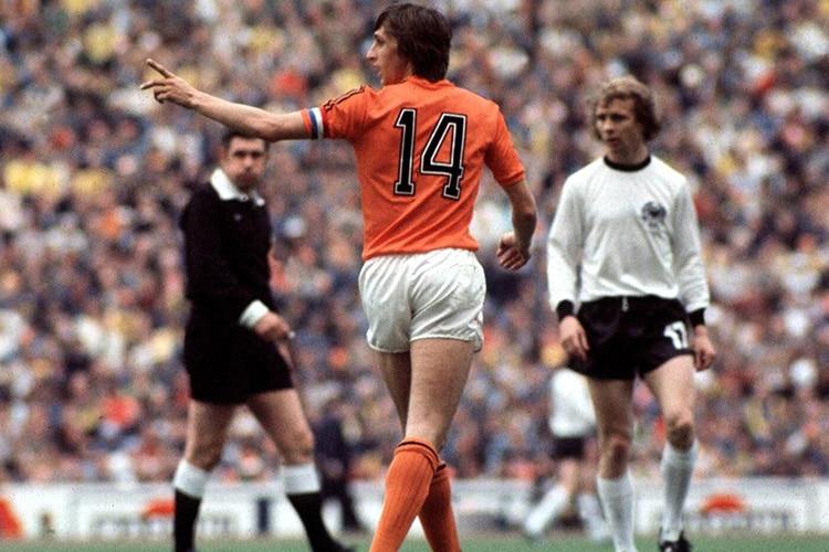 Johan Cruijff, la dittatura argentina e il rifiuto ai Mondiali del '78