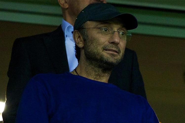 Rubli e pallone: Kerimov, dal sogno Roma al naufragio del sogno Anzhi