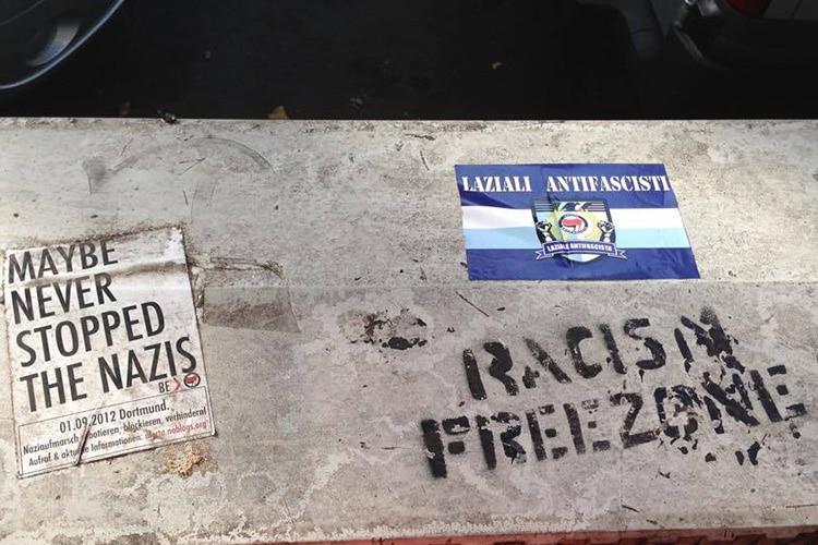 """""""Laziale e Antifascista"""", il gruppo di tifosi che combatte lo stereotipo"""