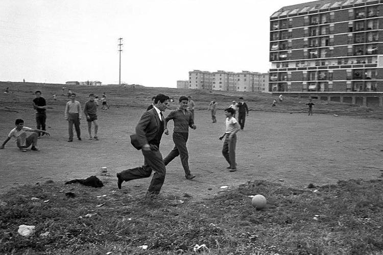 Pasolini e il calcio. Il pallone è l'oppio dei popoli?