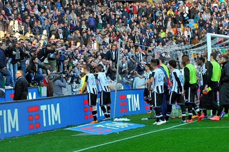 """Contestazione Udinese: quando il """"cliente"""" deve mangiare (con gusto) il prodotto scaduto"""