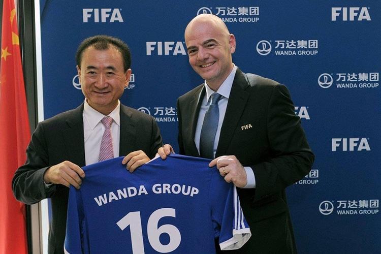 Accordo Fifa-Wanda Group: quando Infantino fa rima con Blatter