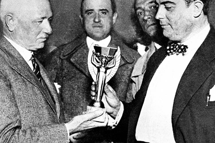 La figura di Jules Rimet, il romantico ingenuo visionario che ha cambiato il '900