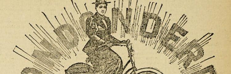 Annie 'Londonderry': giro del mondo in bici sulla strada dell'uguaglianza
