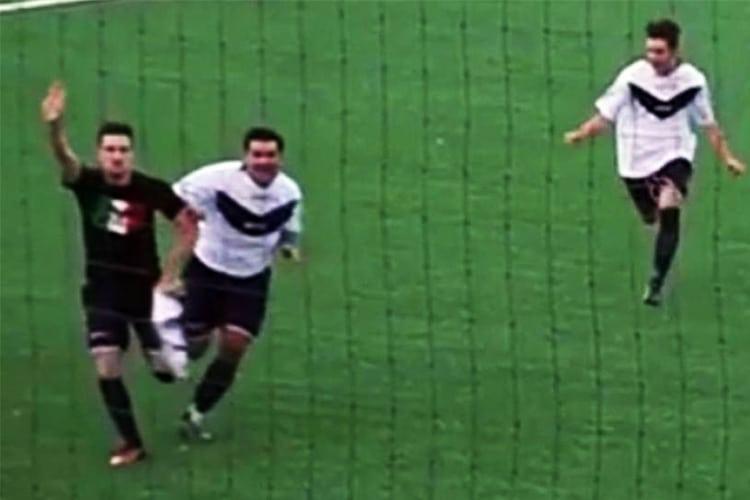 """Da Di Canio a Katidis: anche il calcio ha i suoi """"cuori neri"""""""