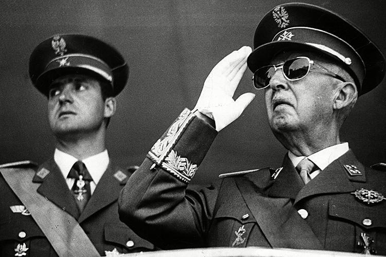 Il calcio ai tempi di Francisco Franco