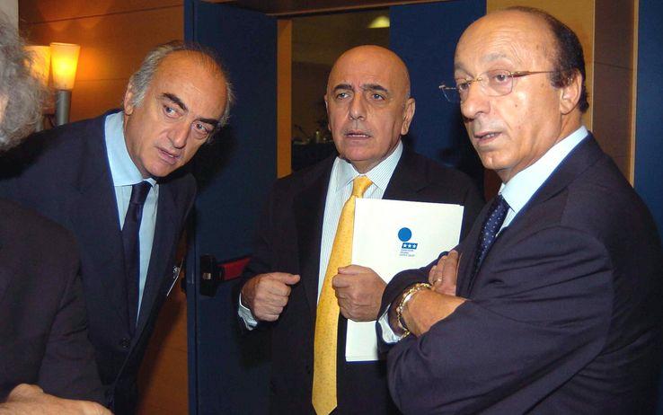 Calciopoli 10 anni dopo: Moggi incolpa Galliani