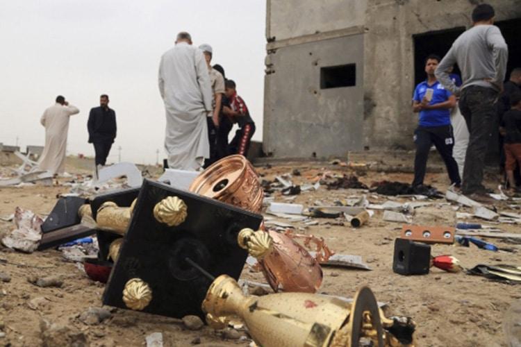 CALCIO E ISIS: NON SMETTERANNO DI GIOCARE I RAGAZZI DI BAGHDAD