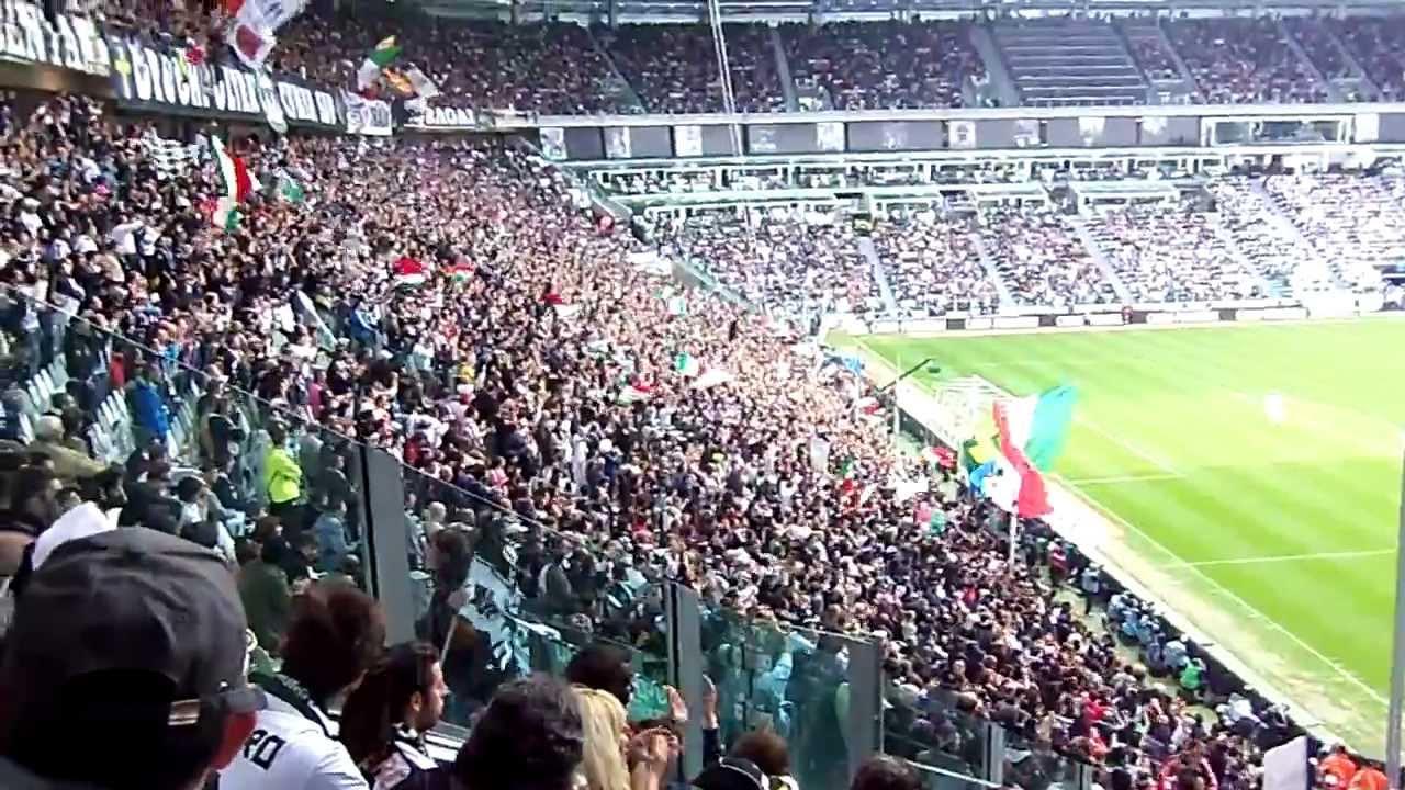 Cori Antisemiti: chiusa la Curva Sud dello Juventus Stadium