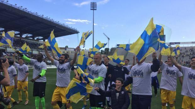 Promozione in Lega Pro: il Parma Calcio torna tra i professionisti