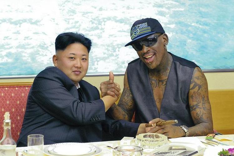 Viaggio nel controverso rapporto tra Dennis Rodman e Kim Jong Un