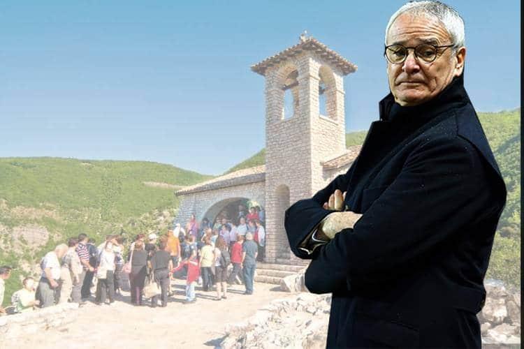 Ranieri, il Leicester e lo zampino di Santa Rita, protettrice dei casi impossibili