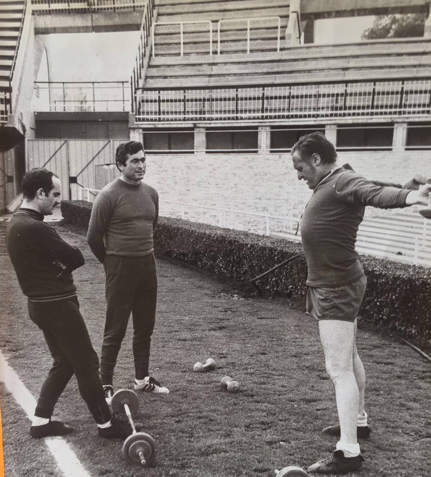 """Intervista al prof. Carlo Piras, preparatore atletico della Roma anni '70: """"Vi racconto la mia squadra tra Sabatini, Di Bartolomei e Liedholm. E su Ranieri…""""."""