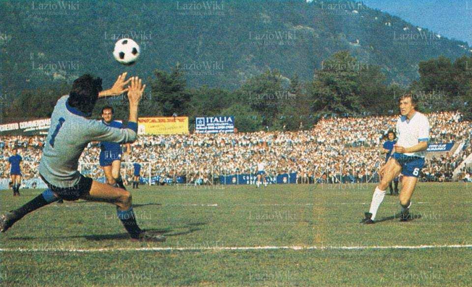 """Como, 16 maggio 1976: una """"Scheggia"""" e una salvezza per l'ultimo atto della Lazio di Maestrelli"""