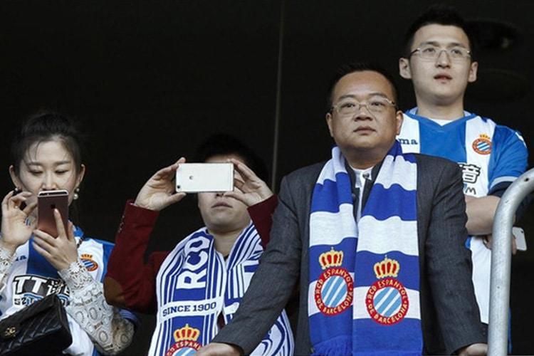 """Yansheng prepara la rivoluzione a Barcellona. 150 milioni nelle casse dell'Espanyol: """"Puntiamo al massimo"""""""
