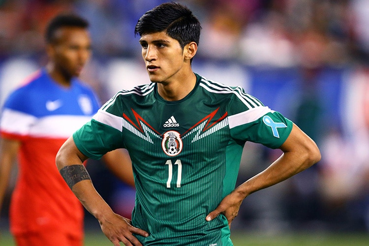 Alan Pulido, il messicano dell'Olympiakos catturato e poi liberato da una banda di criminali