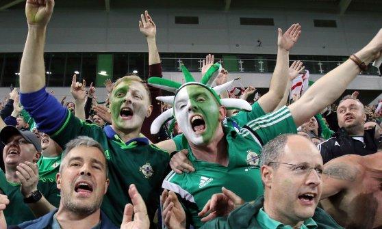Euro 2016: Muore tifoso dell'Irlanda del Nord