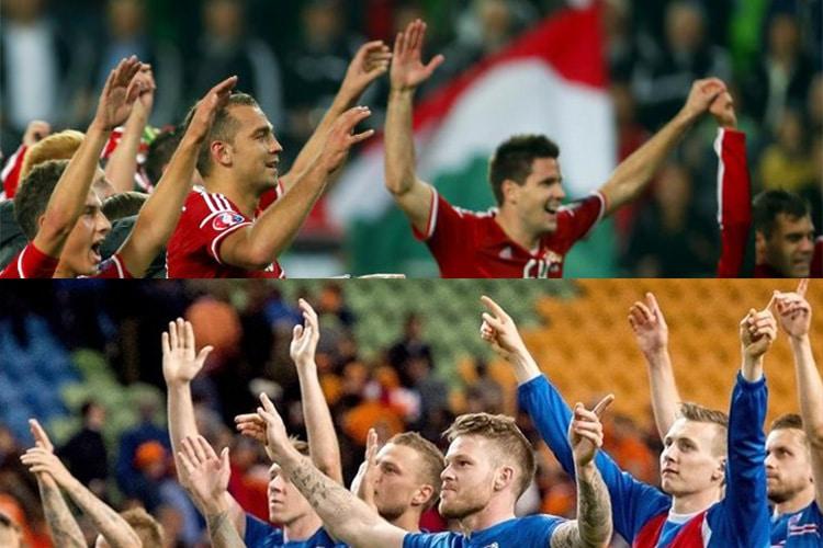 EURO 2016: Islanda, Ungheria e l'arte della resilienza