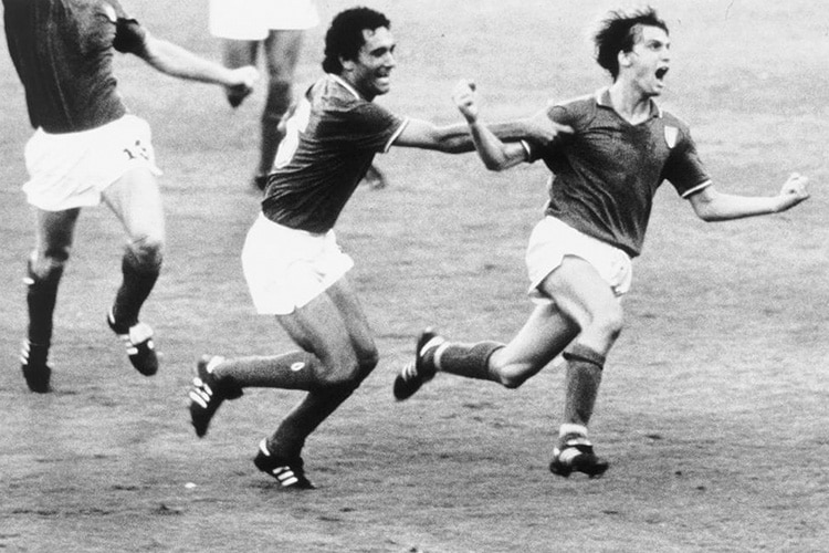 Italia - Germania: una storia di calcio senza tempo - Io