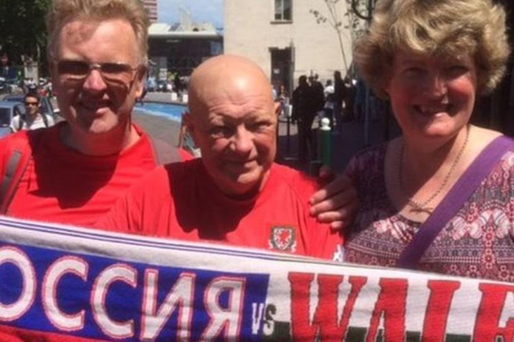 Un calcio al cancro per il suo Galles: la commovente favola di Ian 'Jacko' Roberts
