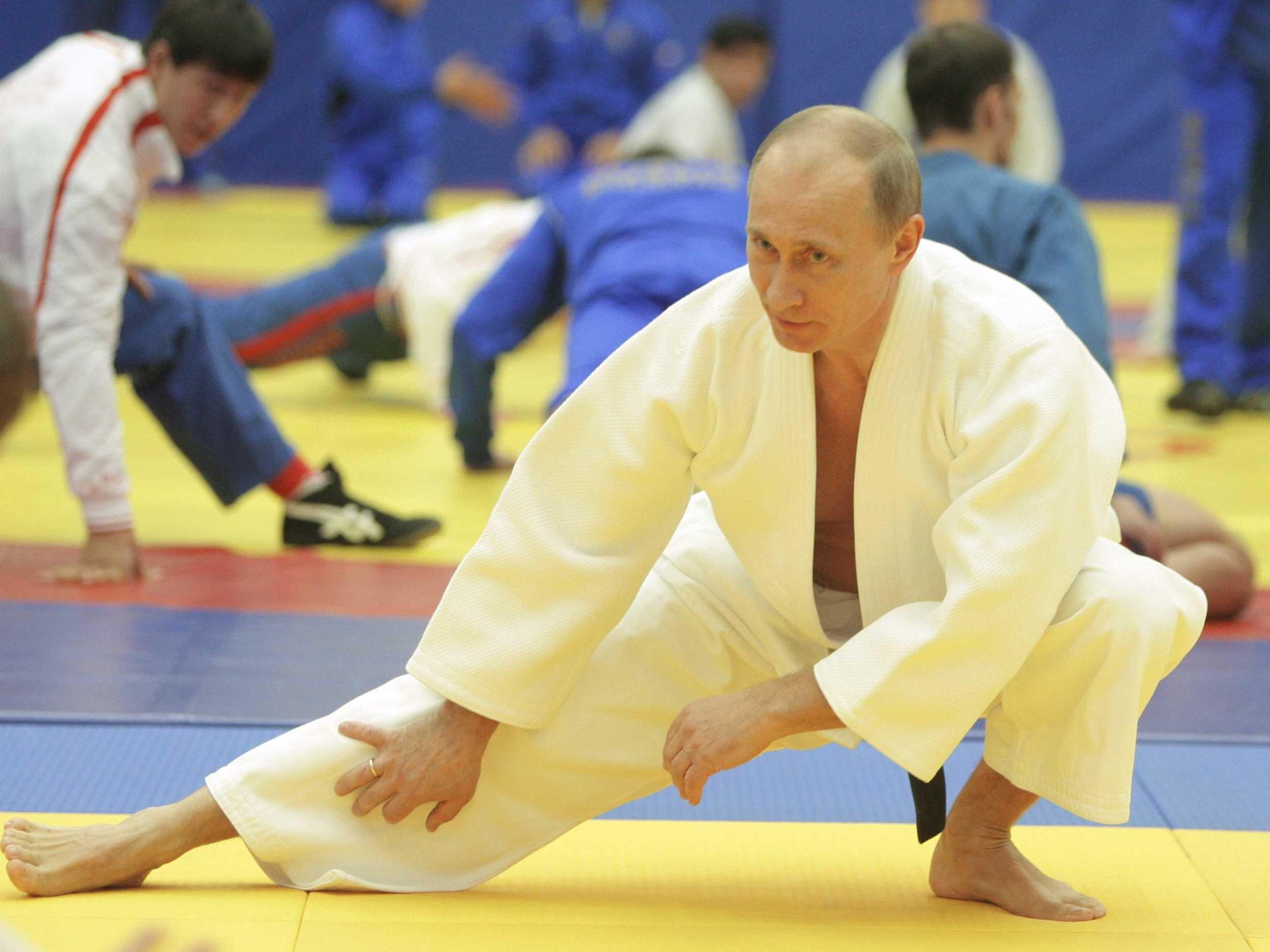 Putin e il Judo: un rapporto controverso