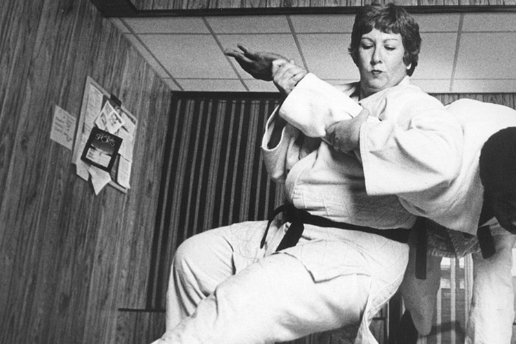 "Rena ""Rusty"" Kanokogi: la donna che si finse uomo per amor del Judo"