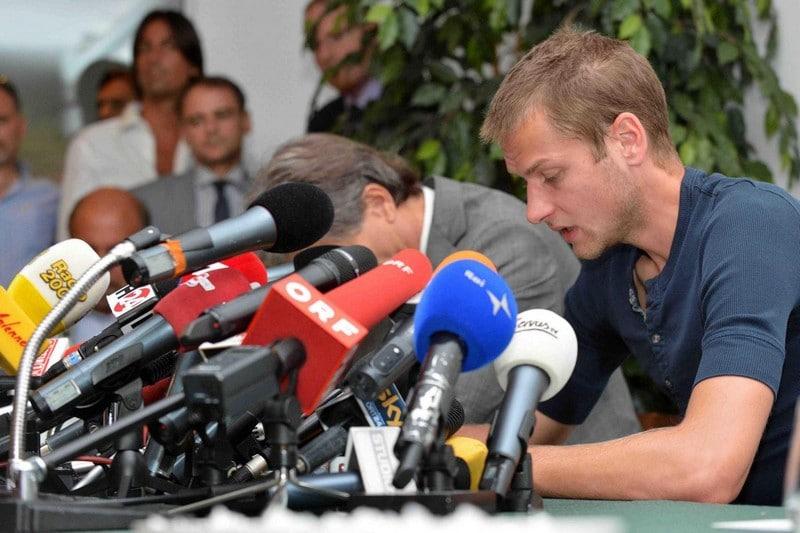 Caso Schwazer: ecco le dichiarazioni durante la conferenza stampa