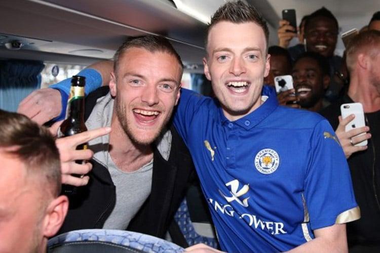 Dopo Ranieri, Jamie Vardy: a Leicester scatta la grana dei sosia