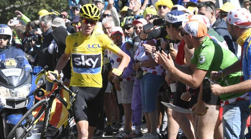 Tour de France: un codice del Tifoso per evitare nuovi casi Ventoux