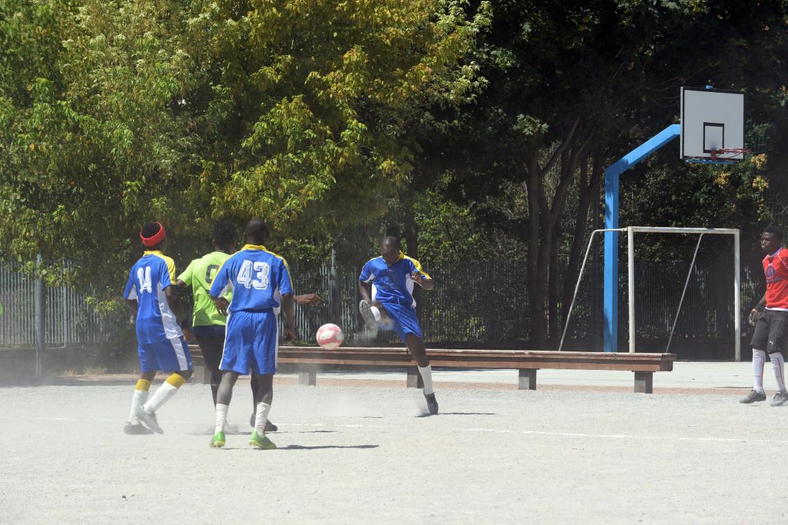 A Brescia, il Mondiale dei profughi per un'integrazione nel nome dello sport